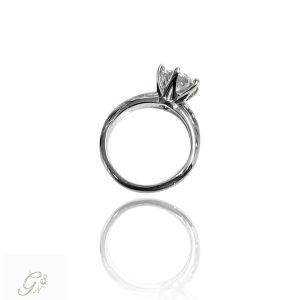 Enstensring vigselring förlovningsring diamantring