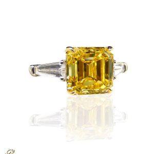 vigselring diamantring förlovningsring