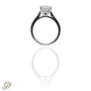 vigselring förlovningsring diamantring