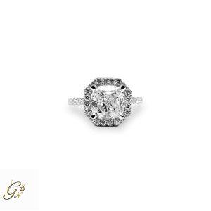 haloring diamantring vigselring förlovningsring